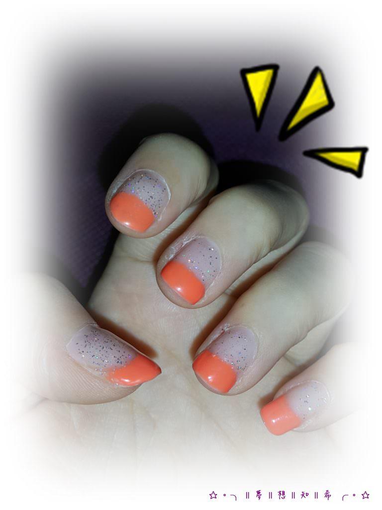 光療 指甲 步驟 UNT 光療指甲