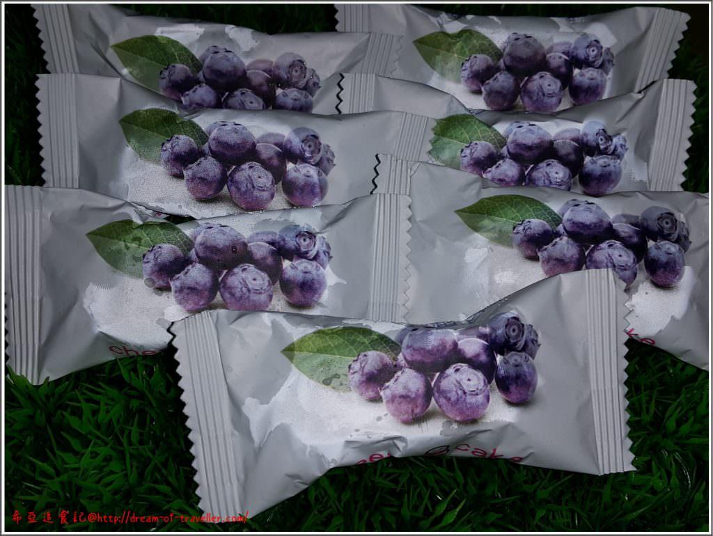 藍莓巧克力起士條