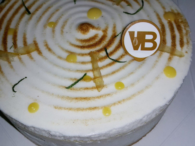 【蛋糕推薦】凡內莎烘焙工作室 の 檸檬馬告生乳酪 ➽ 父親節新產品蛋糕 – 蛋奶素