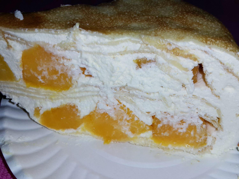 ➽團購。推薦  夏季特產芒果甜點系列 I 塔吉特 の 芒果多千層 – 蛋奶素