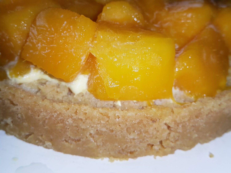 【甜點推薦】夏季特產芒果甜點系列 II ➽ 艾波索の 仲夏黃金芒果乳酪 – 蛋奶素