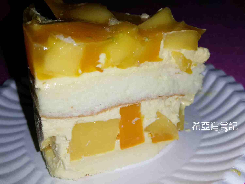 【蛋糕推薦】馬各先生 の 芒果愛麗絲 ➽ 夏季特產芒果甜點系列 III – 蛋奶素