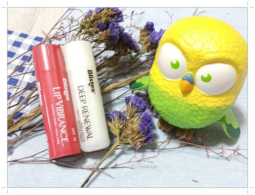 ➽保養。超級推薦  嘴唇容易乾燥的美眉快來使用美國製造 保濕極佳 碧唇 Blistex  の 高保濕潤色護唇膏 & Q10 精華豐潤護唇膏