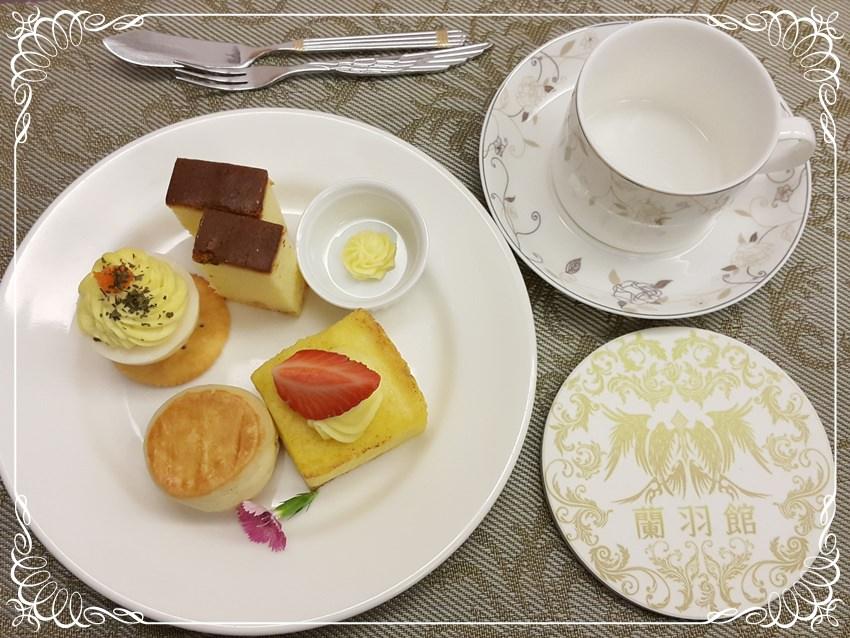 【下午茶分享】蘭羽館歐式茶餐廳 – 執事喫茶 の品味下午茶講座 (台中/北區) ➽ 把自己當作公主或王子 了解貴族的茶生活