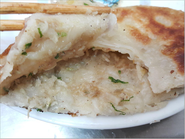 【中式】田家拉餅 の 千層蘿蔔拉餅 & 千層紅豆拉餅 ➽ 在家也可以吃到來自印度的拉餅 – 五辛素