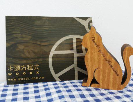 【文創禮品推薦】木頭方程式 の 凱莉絲貓咪音樂盒(005款) ➽ 送禮 客制化禮物