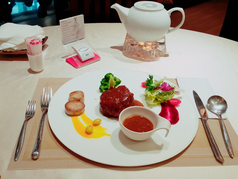 ➽美食。超級推薦 素食法式餐廳 精緻創意蔬食 品盛悅素軒 の 初韻套餐 & 桂香套餐 (台北/松江南京捷運站) – 全素/奶素/蛋奶素