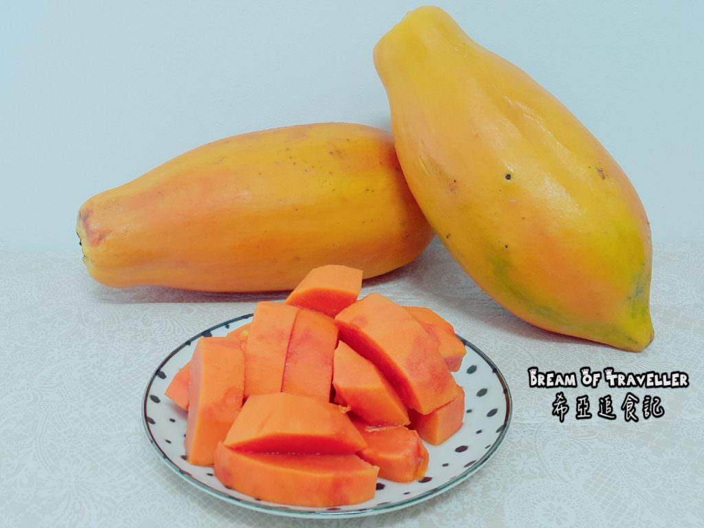 茶壺夫妻幸福農物 甜蜜蜜木瓜