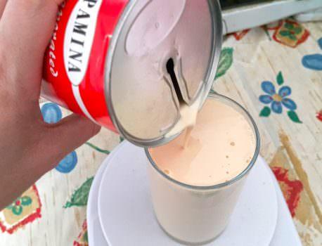 【甜點/麵包】舒芙蕾 烘焙找材料 の Bills舒芙蕾鬆餅粉(抹茶) &  白美娜濃縮牛乳(德國進口,百分之百生乳濃縮)➽ 在家也可以製作好吃的
