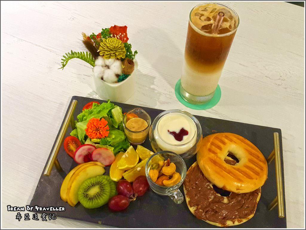 輕食早午餐