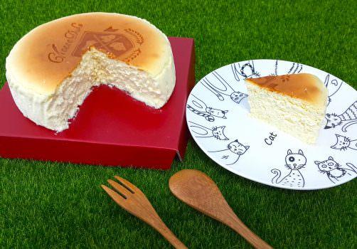 【蛋糕推薦】愛吃乳酪蛋糕絕對不能錯過 ➽ 起士公爵 の 純粹原味乳酪蛋糕 – 蛋奶素