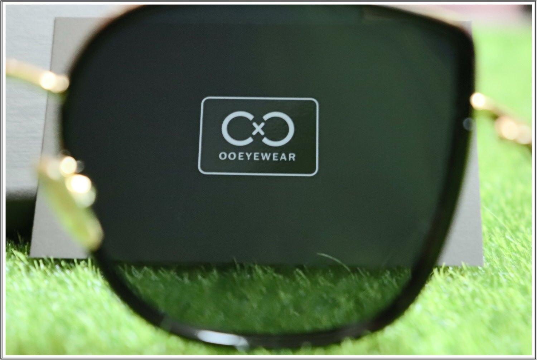 【台北捷運圓山站墨鏡推薦】原來人人戴墨鏡都好適合 ➽ 圈圈眼鏡ooeyewear の 新潮流墨鏡(內有優惠訊息)