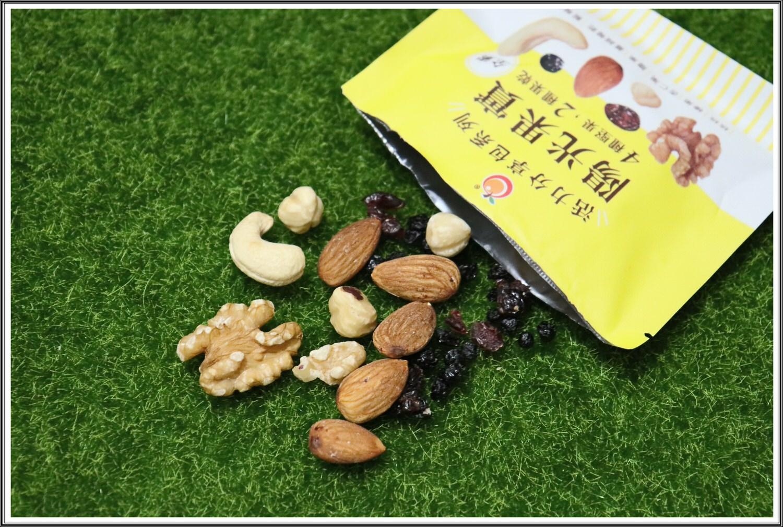 【零嘴解饞,最佳伴手禮】每日優果の 陽光果實 活力分享包系列 ➽  4種堅果以及2種果乾,隨身方便攜帶分享包 – 全素